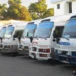 Transporte público en la República Dominicana.