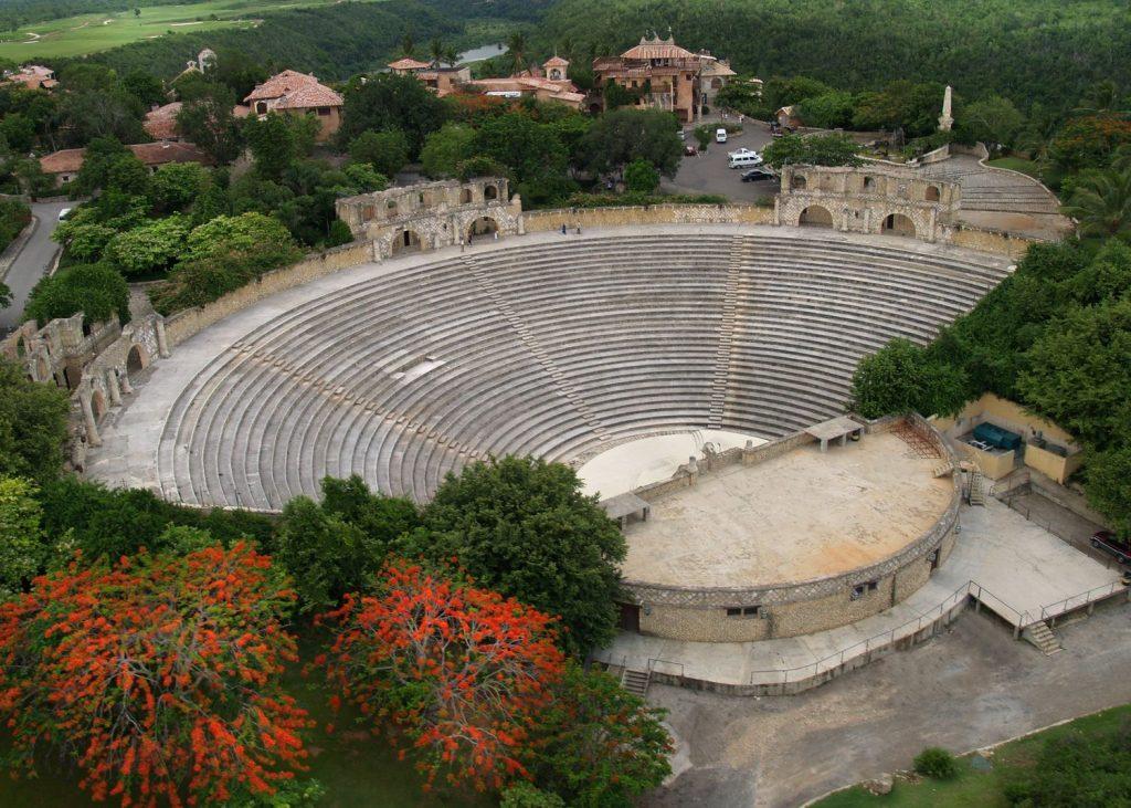 Anfiteatro de Altos de Chavón
